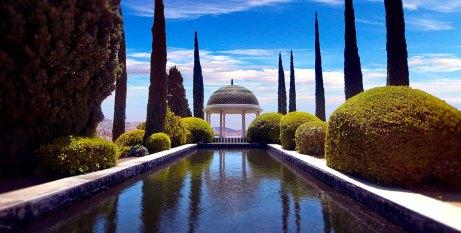 Jardín de la concepción, Málaga. Imagen: ©depositphotos.com/klublub
