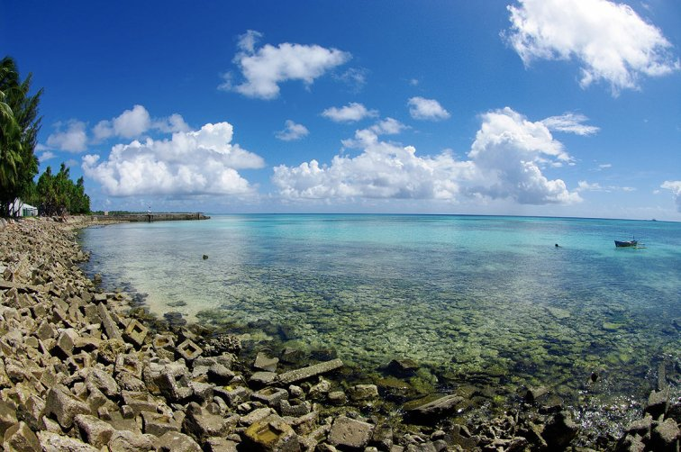 Funafuti. Imagen: Imagen: Tomoaki INABA , CC BY-SA 2.0
