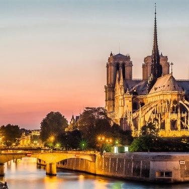 Notre-Dame desde el Sena Foto: ©depositphotos/STYLEPICS