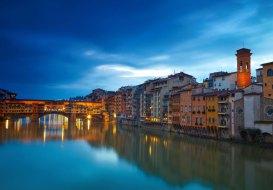 Puente viejo, Florencia.