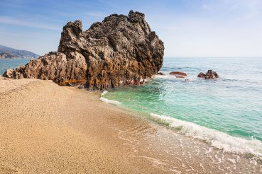 Playa Fegina en Monterosso