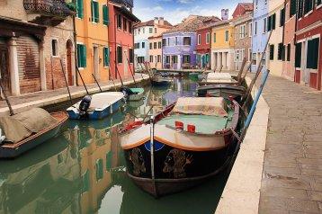 Burano, Venecia