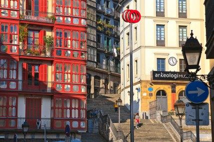 Casco Viejo de Bilbao, Museo Arqueológico porTomás Fano(CC BY 2.0)