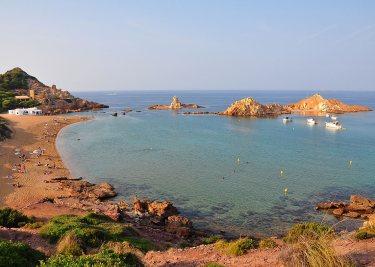 Menorca, Cala Pregonda