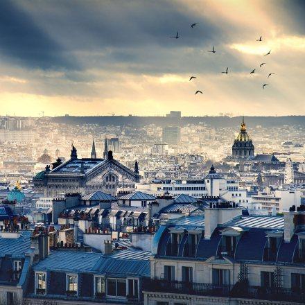 Visita de París desde Montmartre
