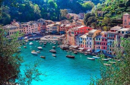 Portofino, a 35 km de Génova