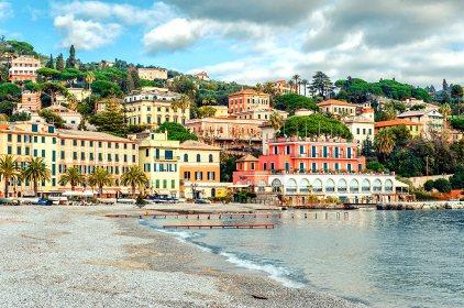Santa Margherita Ligure, a 29,8 km de Génova