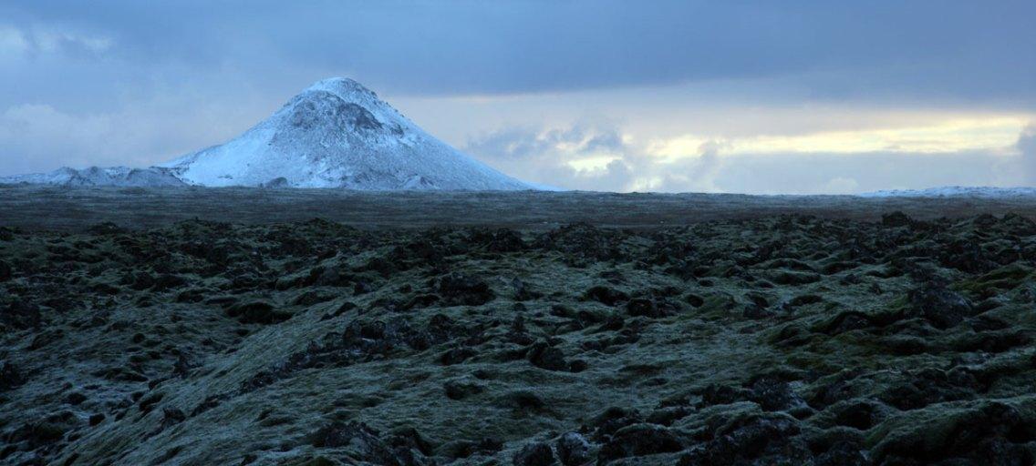 La montaña de Keilir, Reykjanes. Imagen: Soffía Snæland CC BY 2.0