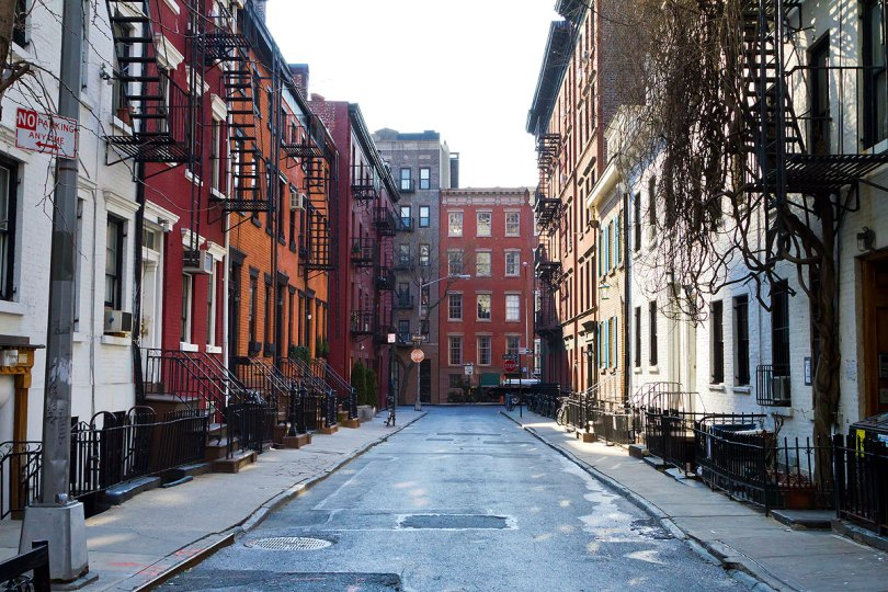 Gay Street, Manhattan, Nueva York