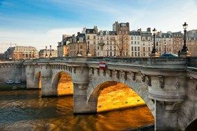 Pont neuf, Ile de la Cite, Paris , Francia