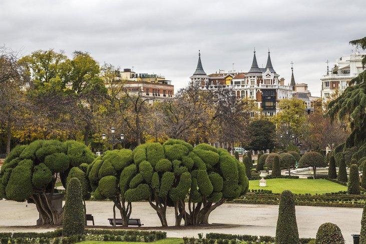 Parque del Buen Retiro, Madrid