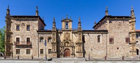 Oñate, edificio histórico de la Universidad.