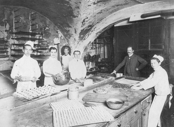 Pasteleria Fürst, fundada en el 1884.