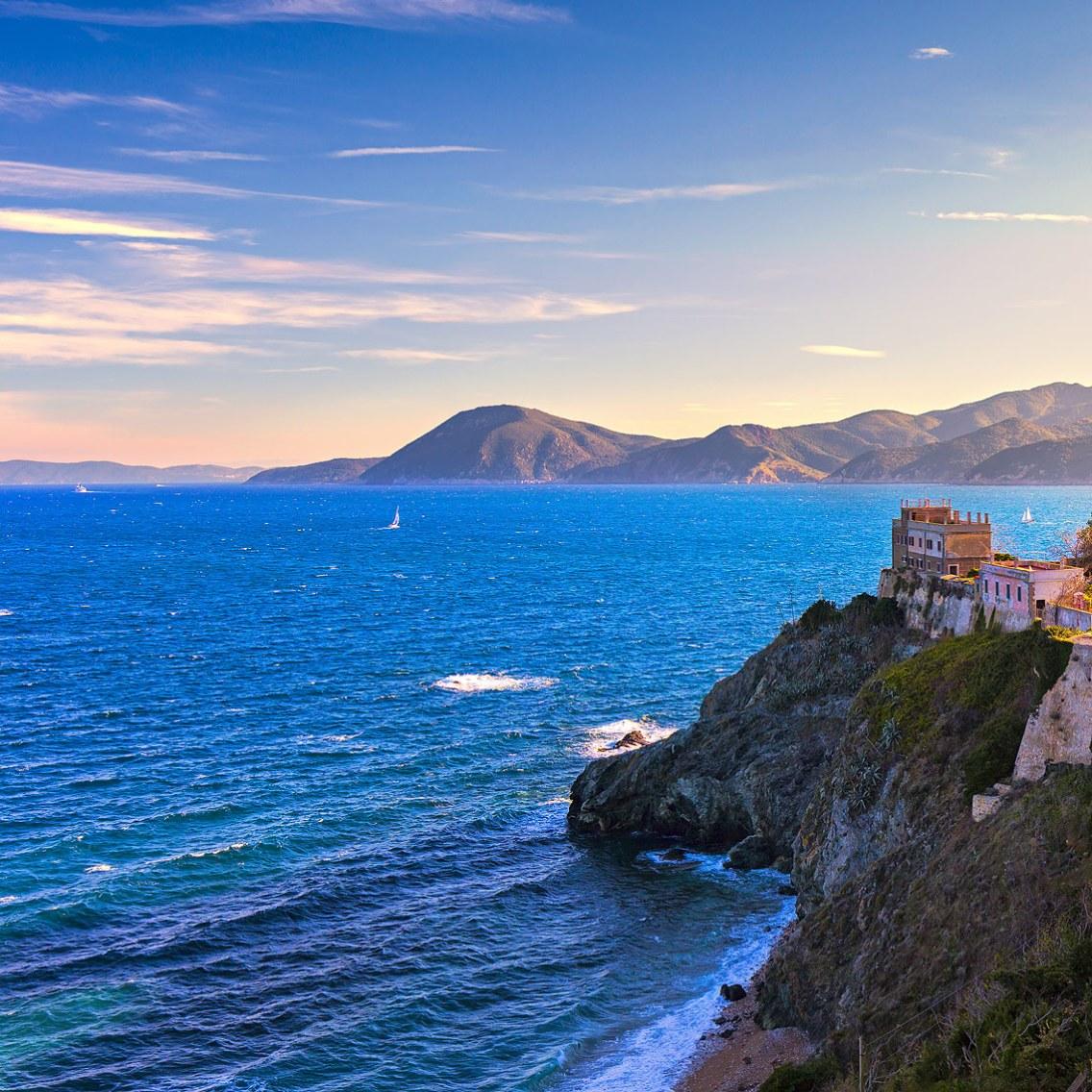 Portoferraio, Isla de Elba