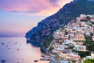 Positano, Costa Amalfitana, Italia