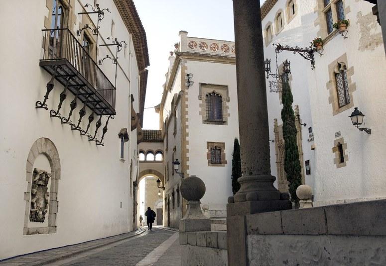 Palacio de Maricel, Sitges