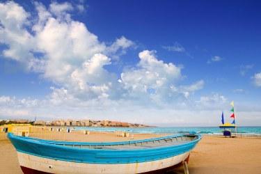 Playa Capellans, Salou,.