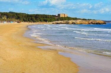 Playa Arrabassada. Tarragona