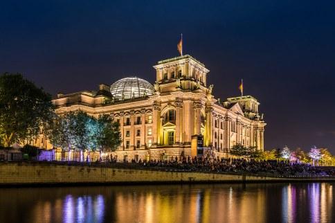 El Reichstag de Berlín