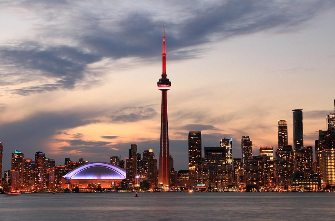 CN Tower, Toronto.