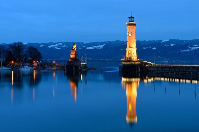 Lindau, Baviera