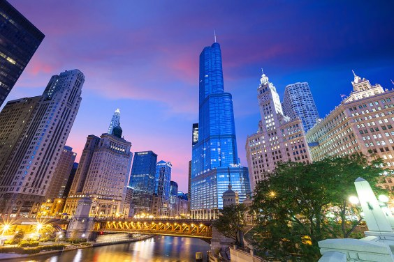 Torre Willis. Chicago.