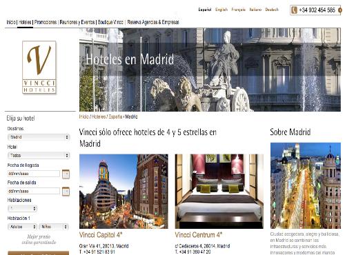 Vincci-Madrid