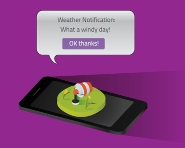 Vue Weather Notifier