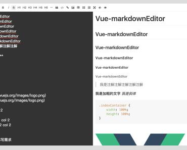 Vue js Component For Summernote WYSIWYG Editor - Vue js Script