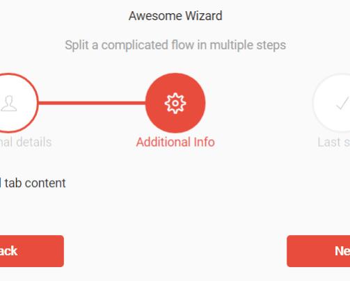 Dynamic Form Wizard For Vue js - Vue js Script
