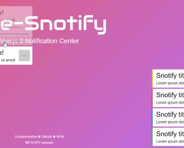 snotify