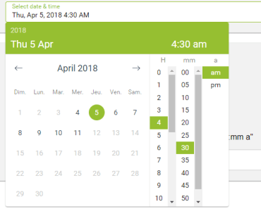 Vue.js CTK Date Time Picker Component-min