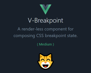Vue.js Component For Composing CSS Breakpoint State-min
