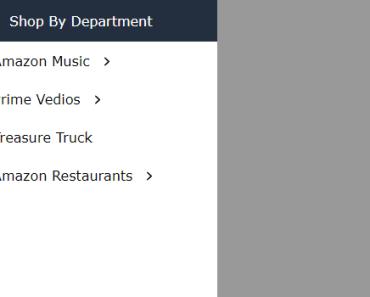 Mobile-friendly Drill Down Menu - vue-nested-menu