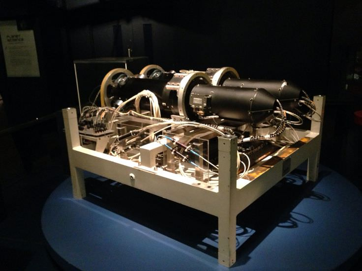 A Research to SPACE EXPLORATION - Science Museum -6