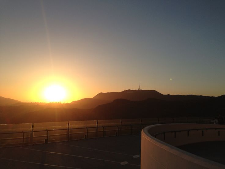 A research to Griffith Observatory-6
