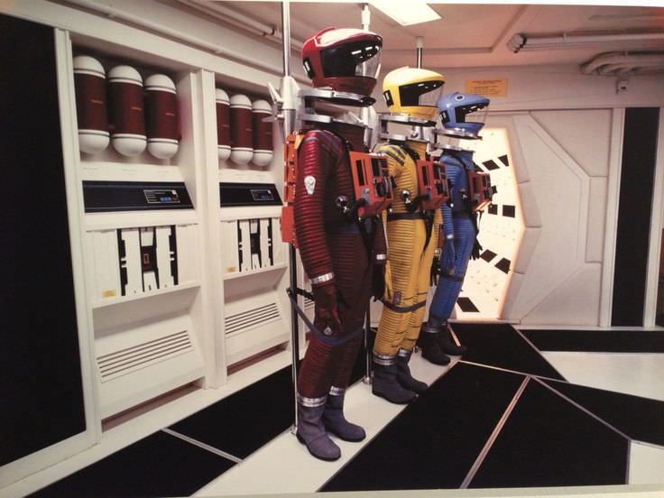 Research to SPACE ODYSSEY exhibition-18