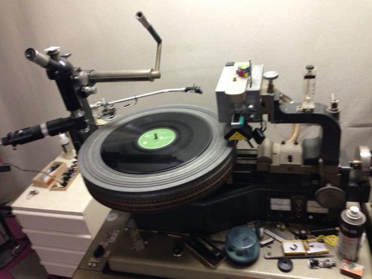 my first LP - a signal -12