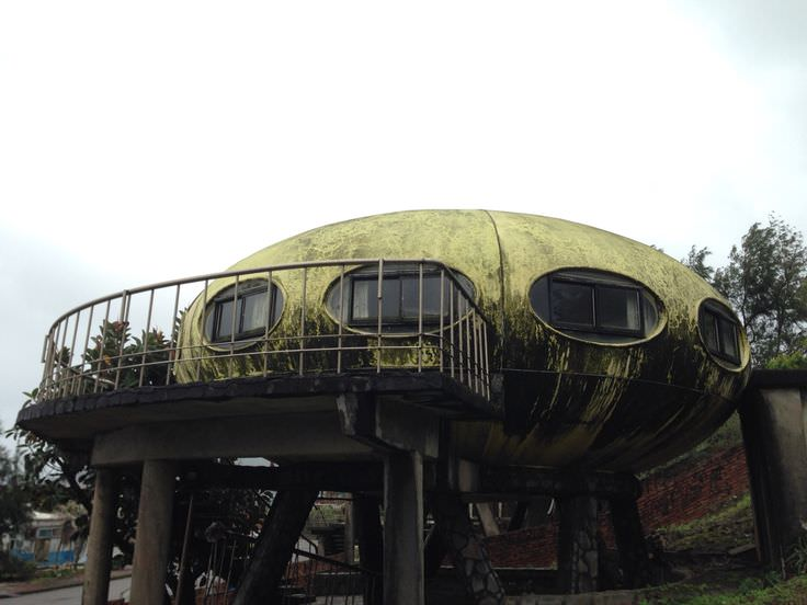 occupy UFO house-17