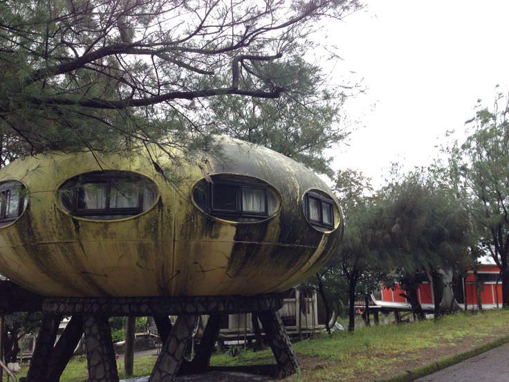 occupy UFO house-27
