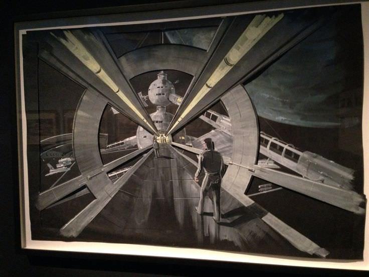 visiting MOONRAKER exhibition-6