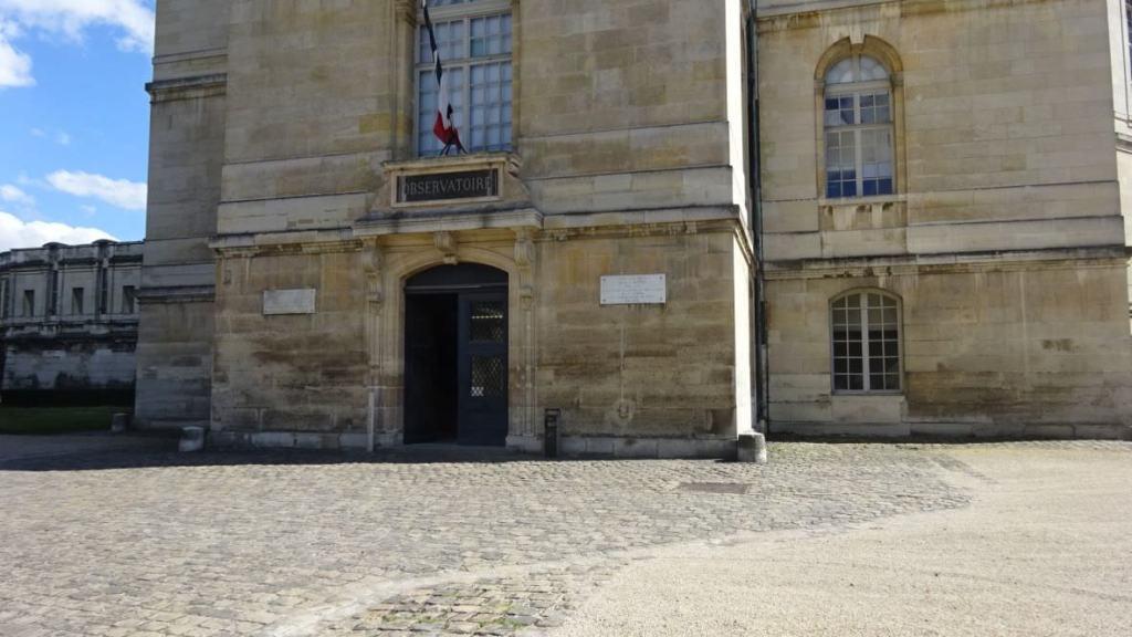 Research Trip to IAP - Institut d'Astrophysique de Paris - 41
