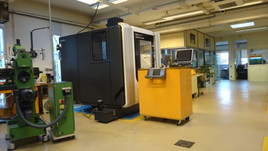 Research to IRAM - Institut de Radioastronomie Millimétrique - 12