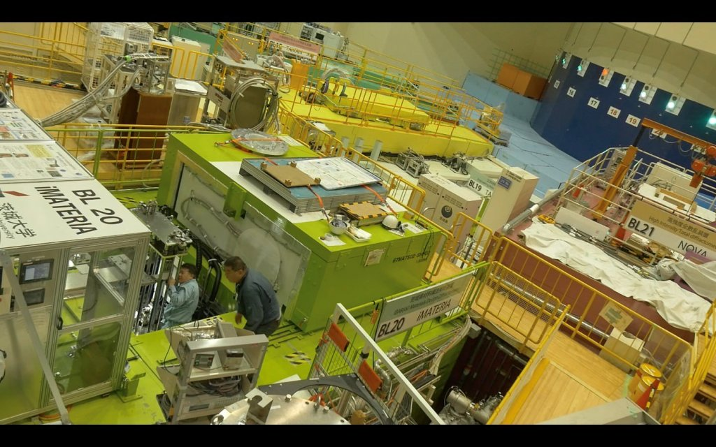 Research to J-PARC - Japan Proton Accelerator Research Complex - 12