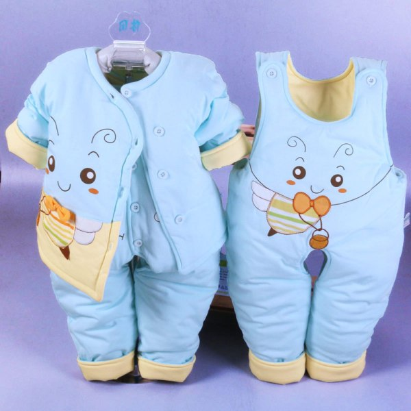 Newborn Baby Boy & Girl Bee Outfits Clothes Set 0 - 3 Month