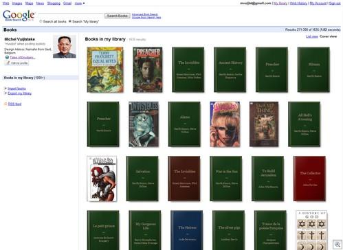 Googlelibrary