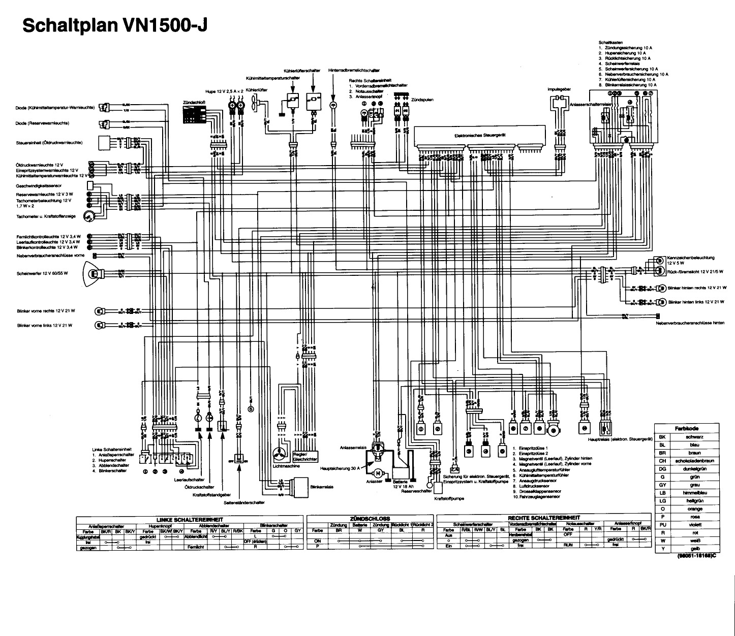 [DIAGRAM] Kawasaki Vn800 Wiring Diagram FULL Version HD