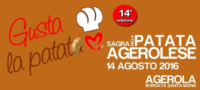 Patata Agerolese