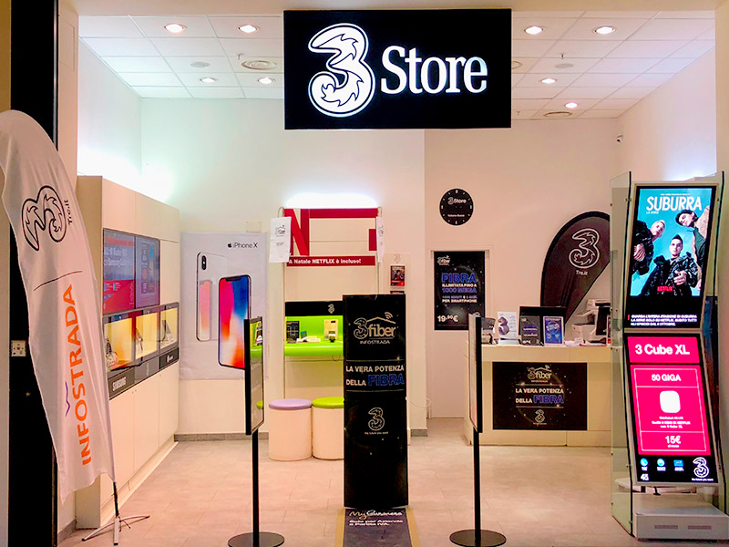 3 Store