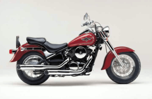 2001 Kawasaki Vulcan 800 and Vulcan 800 Classic Owner Manual.